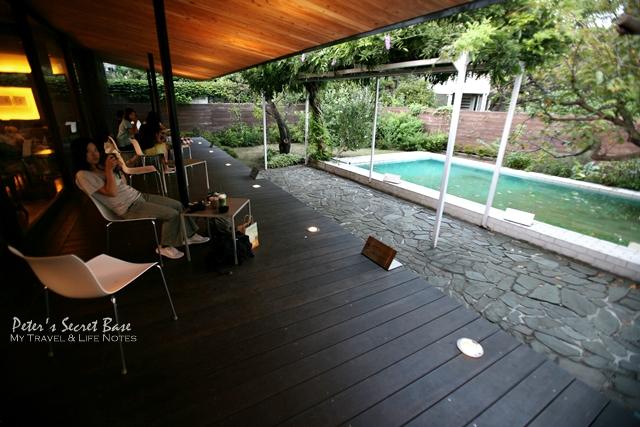 鎌倉泳池旁的星巴克 (4)