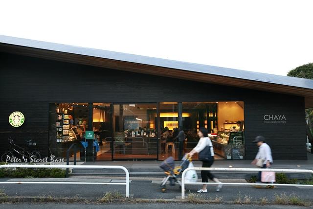 鎌倉泳池旁的星巴克 (9)