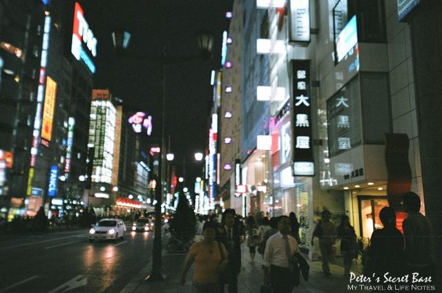 銀座夜色 (5)