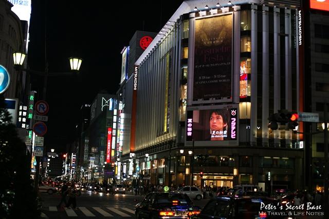 銀座夜色 (10)