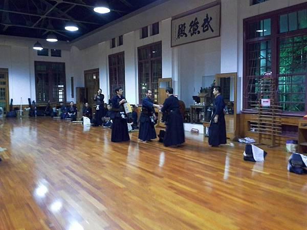 2013年廣州修道館合同練習