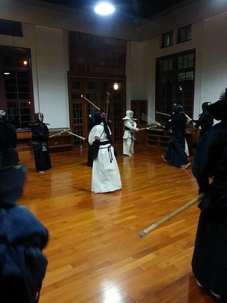 2013年廣州修道館合同練習 (1)