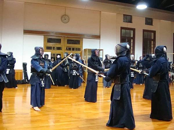 2013年廣州修道館合同練習 (4)
