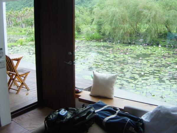 後湖水月villa房