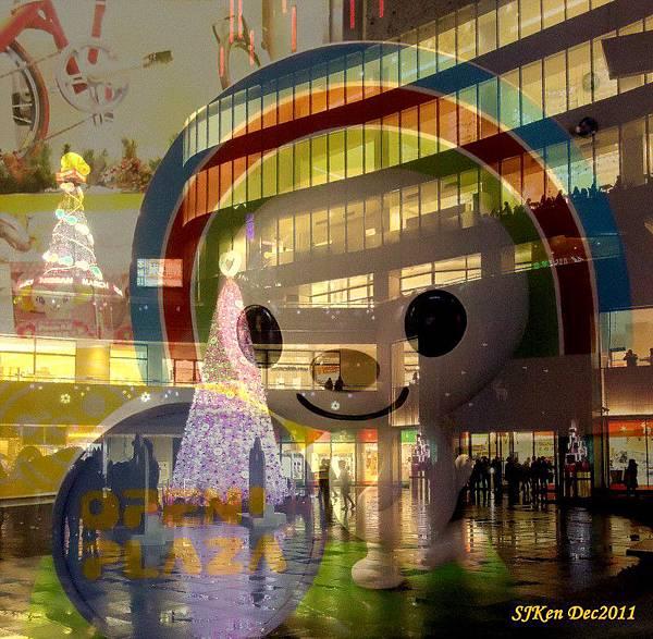 2011.12.10 台北統一阪急百貨耶誕街景影像重疊08.jpg