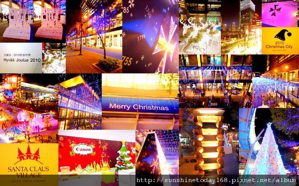 2010-12-19 統一阪急跟遠企百貨耶誕裝飾19.JPG