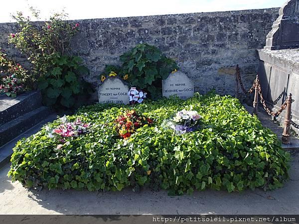 Auvers - 梵谷長眠之地