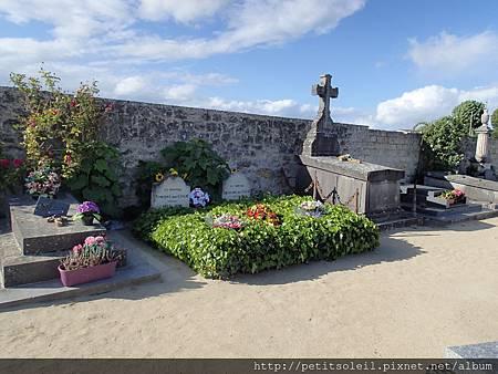 Auvers--墓地2
