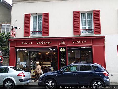 Auvers 麵包店