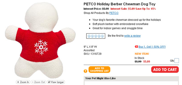PETCO Holiday Berber Chewman Dog Toy page.jpg