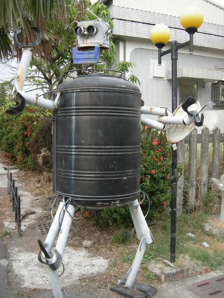 機器人2號