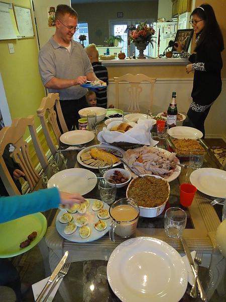 感恩節大餐