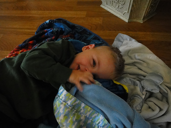小兒子Dekker,三歲