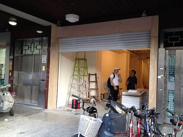 20120831 廣州街80號門口