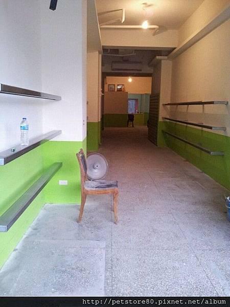 20120913 地板準備動工!