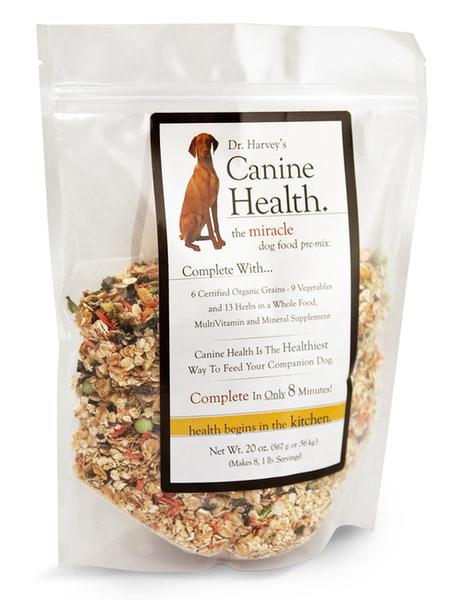 8分鐘健康飲食新革命 美國哈維博士Dr. Harvey's 奇蹟均衡犬鮮食 20oz.jpg