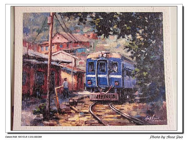 Pintoo Showpiece500片:回憶-火車.jpg