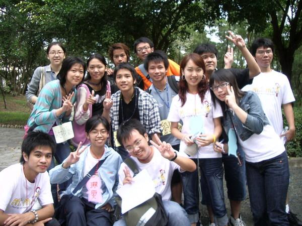 2005秋。九八電音迎新,在新竹小叮噹科學園區