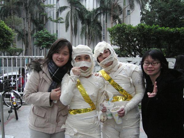 2005冬。校慶