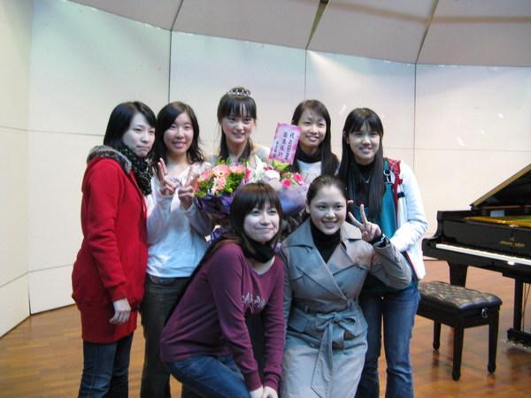 2007.12.01黃婷婷的畢業音樂會