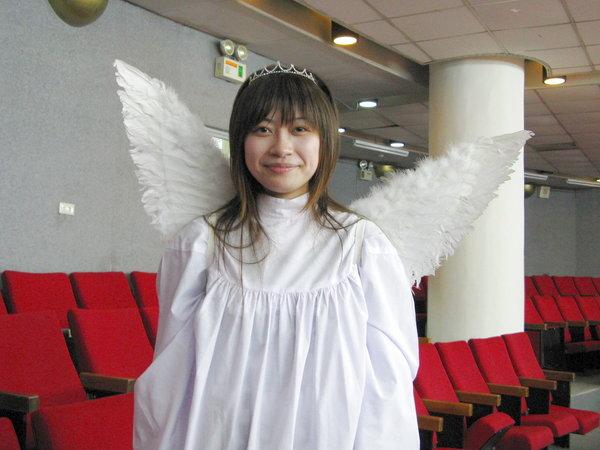不只外表像連歌聲都像Angel的旖綺
