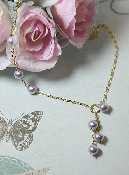 紫色珍珠_調整大小