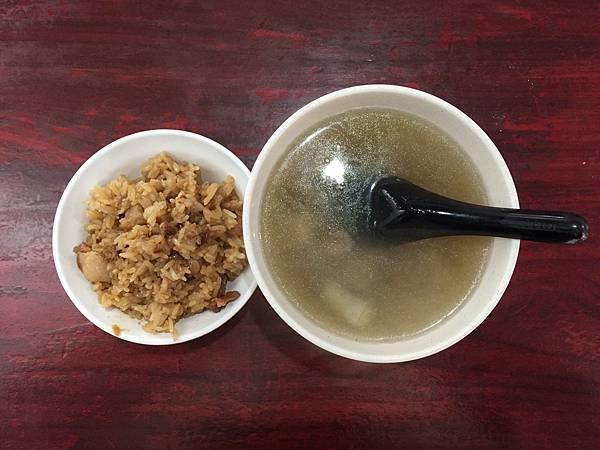 雲林鍋貼+銅桌滷味+大姊四神湯油飯_210220_14