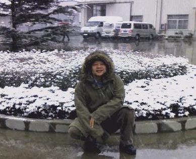 二月雪在上海