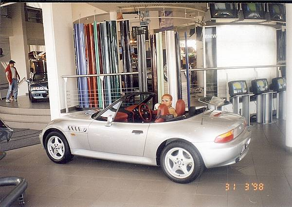 BMW(別買我).