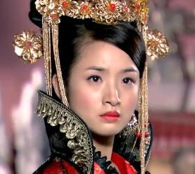林依晨飾 楊雪舞 蘭陵王
