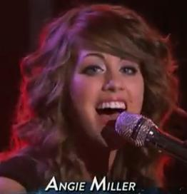 Angie Miller
