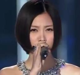 姚貝娜 中國好聲音