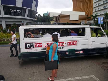 Jeepney-交通工具之一