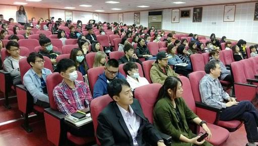 萬能科大學生熱情參與菲律賓遊學講座
