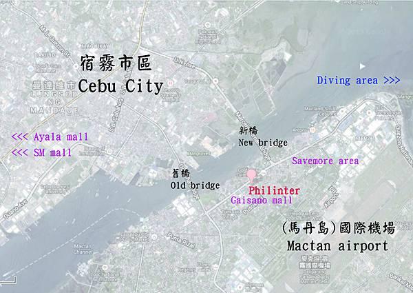 馬丹市位置圖
