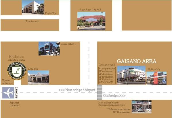 savemore + gaisano map 2
