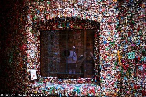 西雅圖口香糖之牆02