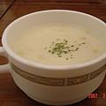 附餐玉米湯