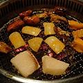 燒烤中食材