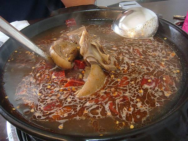 極品麻辣羊肉鍋鍋底