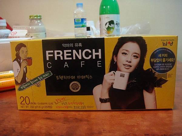 金泰熙代言的咖啡