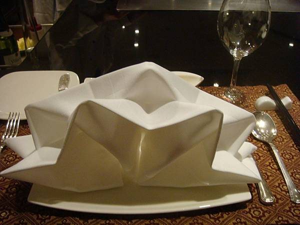 餐巾&餐具