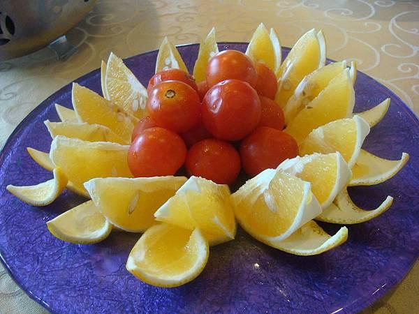 季節水果盤