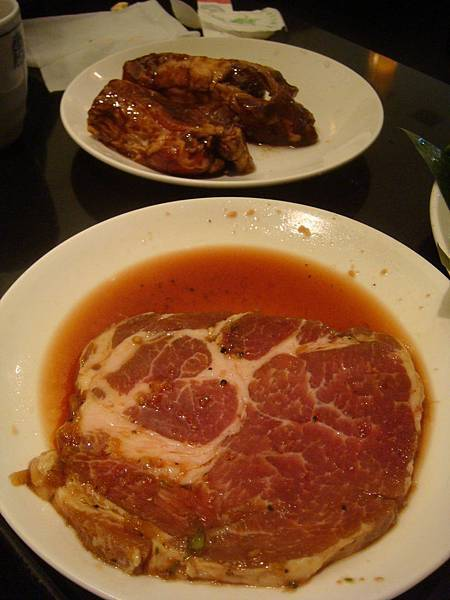 牛肉&豬肉