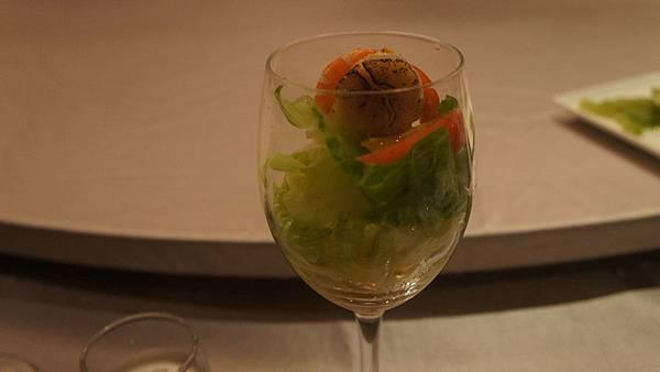 金杯蔬鮮蝦貝