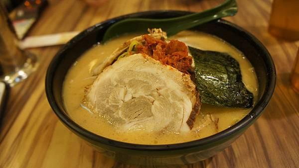 味噌叉燒拉麵