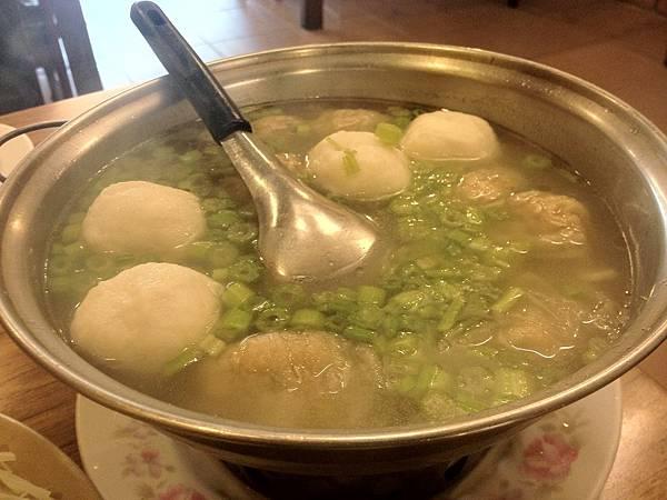 福州燕丸魚丸湯