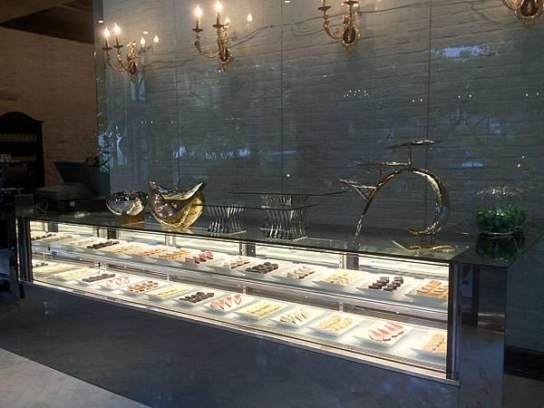 一樓甜點區