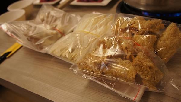 菇類&豆皮