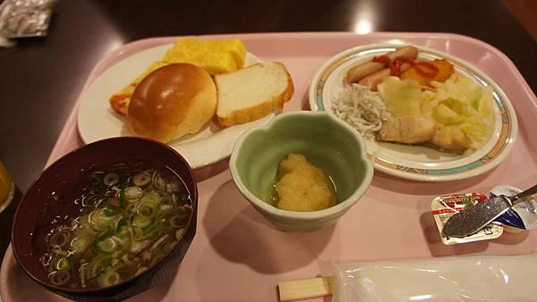 第四天早餐